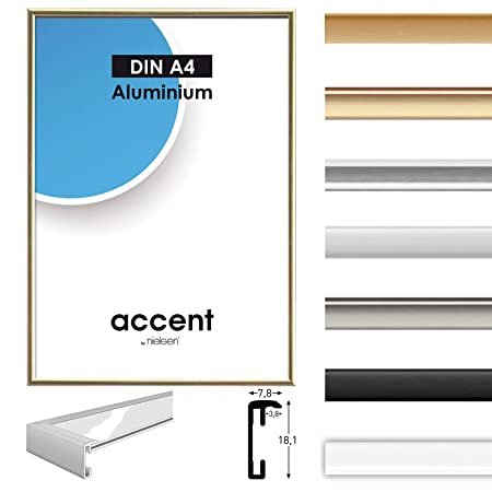 ACCENT aluminum frame, aluminum caddy, Picture Frames aluminum ...
