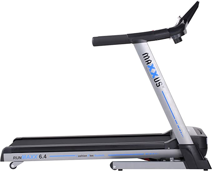 Maxxus® Cinta de Correr 6.4, 18 km/h – 3 programas de Pulso ...