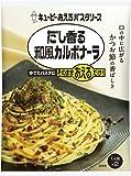 キユーピー あえるパスタソース だし香る和風カルボナーラ (28.5g×2P)