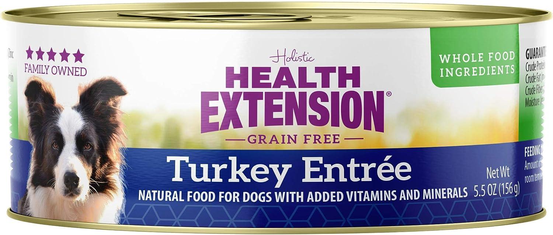 Health Extension Grain Free Turkey Entree 5.5oz, case of 24