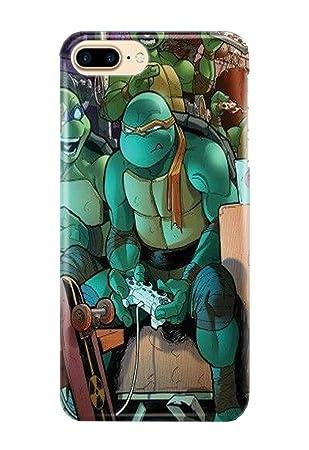 Carcasa para iPhone 7 Plus, diseño de Las Tortugas Ninja ...