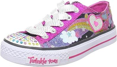 Amazon.com | Skechers Twinkle Toes