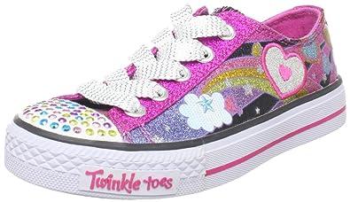 Twinkle Toes Shuffles Glitter N Gleam