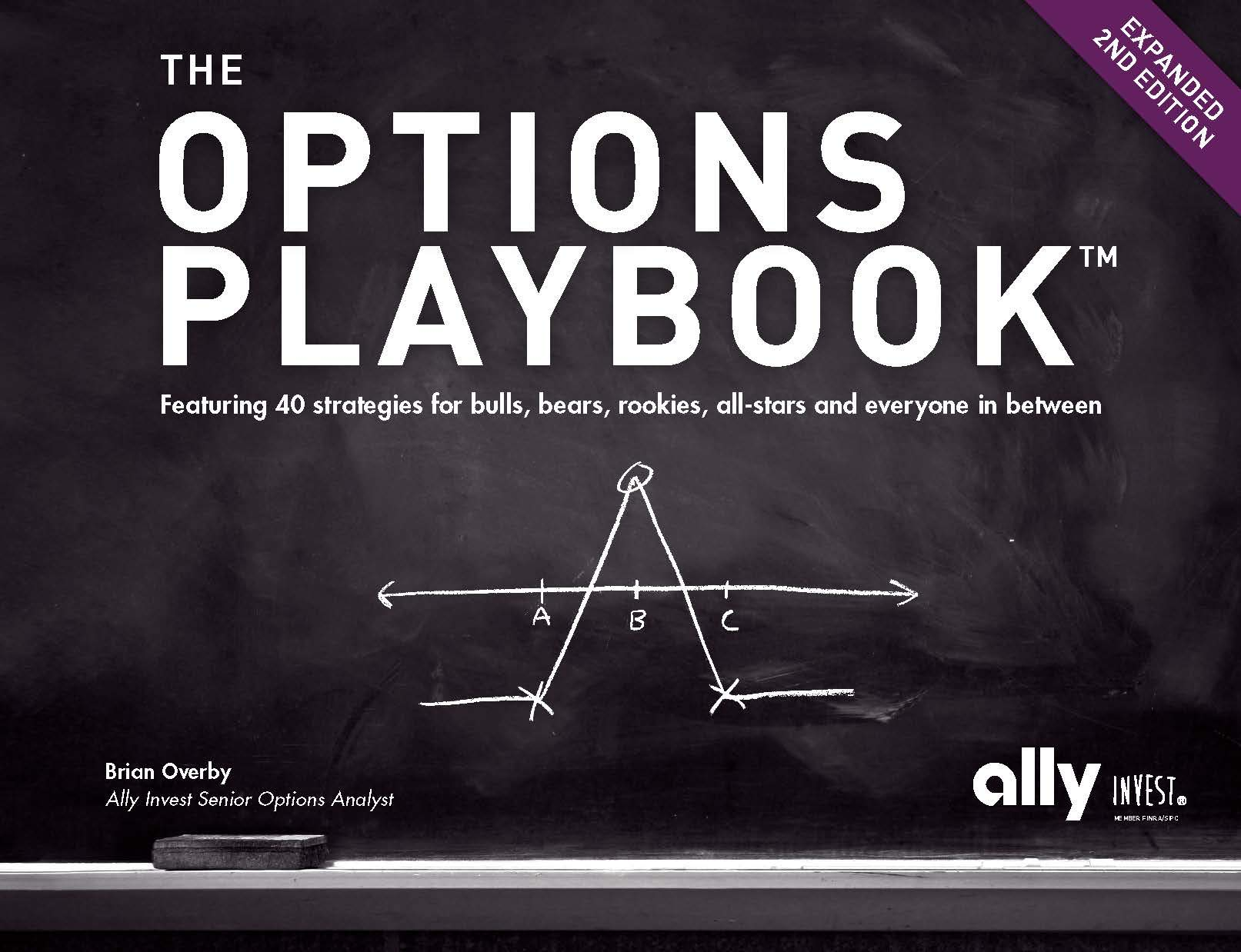 Options Playbook Expanded 2nd strategies product image