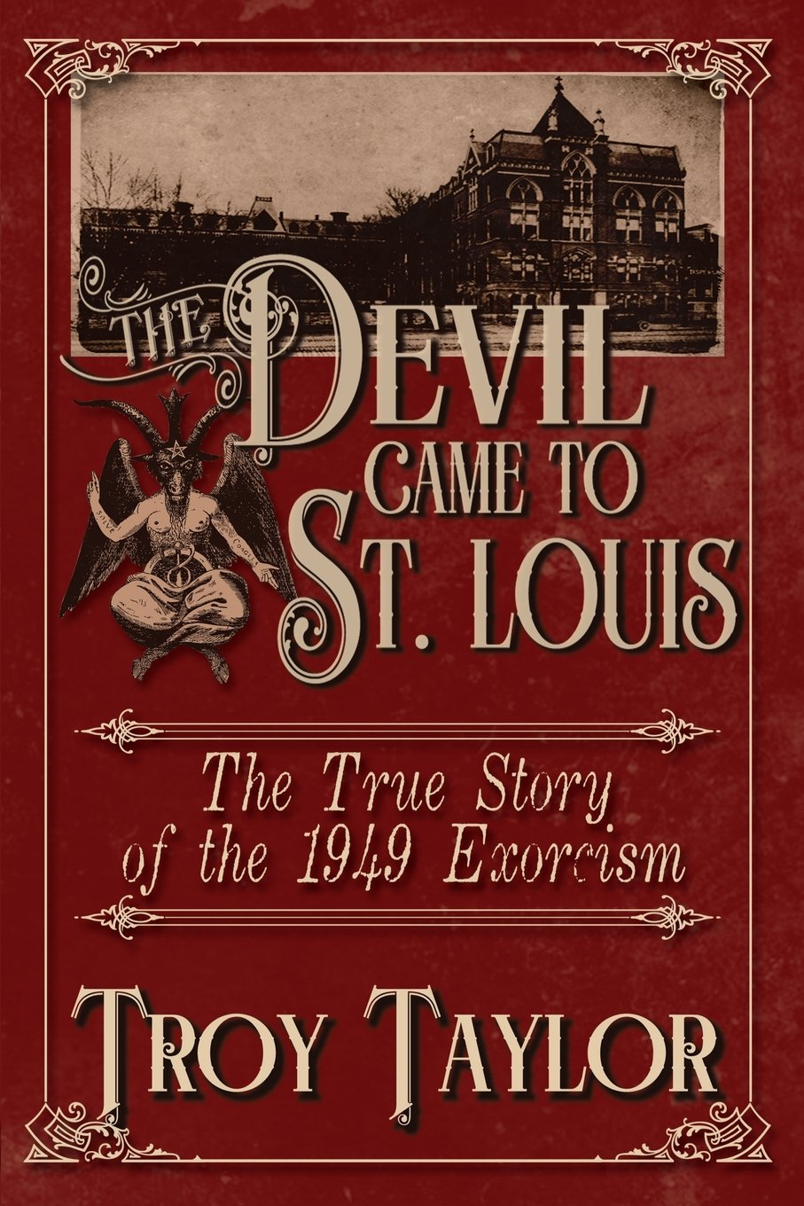 Read Online The Devil Came to St. Louis pdf