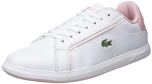 Lacoste Graduate 119 1 SFA, Zapatillas para Mujer: Amazon.es: Zapatos y complementos
