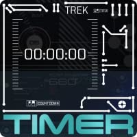 ✦ TREK ✦ Timer Widget