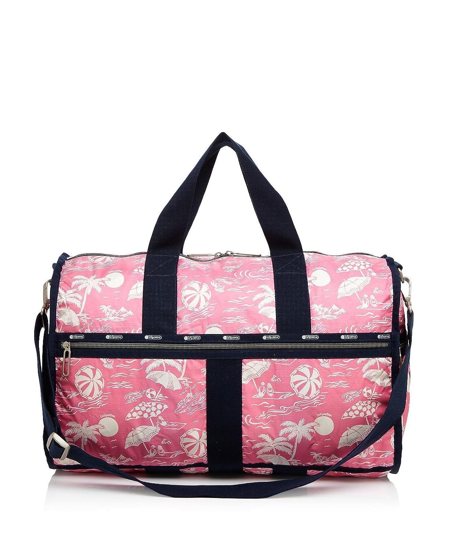 [レスポートサック] ボストンバッグ MEDIUM WEEKENDER 27.7L 28cm 0.485kg 7184 [並行輸入品] B0773FPVRQ Hawaiian Getaway Pink Hawaiian Getaway Pink