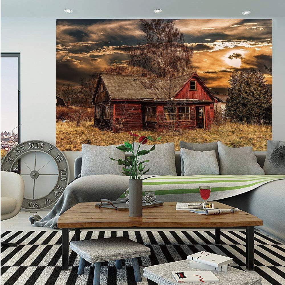 Amazon Com Scenery Decor Huge Photo Wall Mural Scary Horror Movie