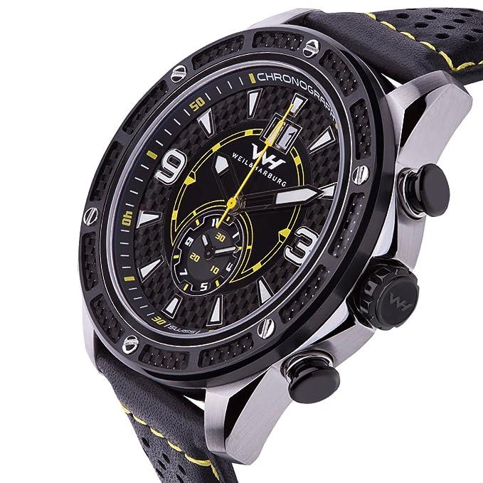 Amazon com: Weil & Harburg Murdoch Chronograph Mens: Watches