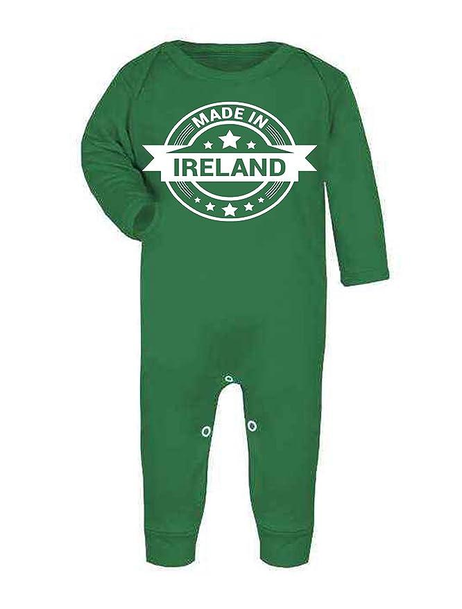 Body para bebé fabricado en Irlanda (0 - 3 meses): Amazon.es ...