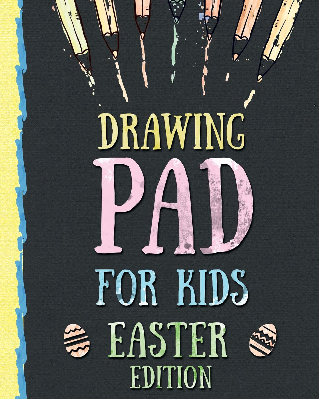 Drawing Pad For Kids Easter Edition Creative Blank Sketch Book