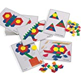 Pattern Block Picture Cards (set of 20)