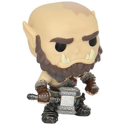 Funko POP Movies: Warcraft - Orgrim Action Figure: Funko Pop! Movies:: Toys & Games