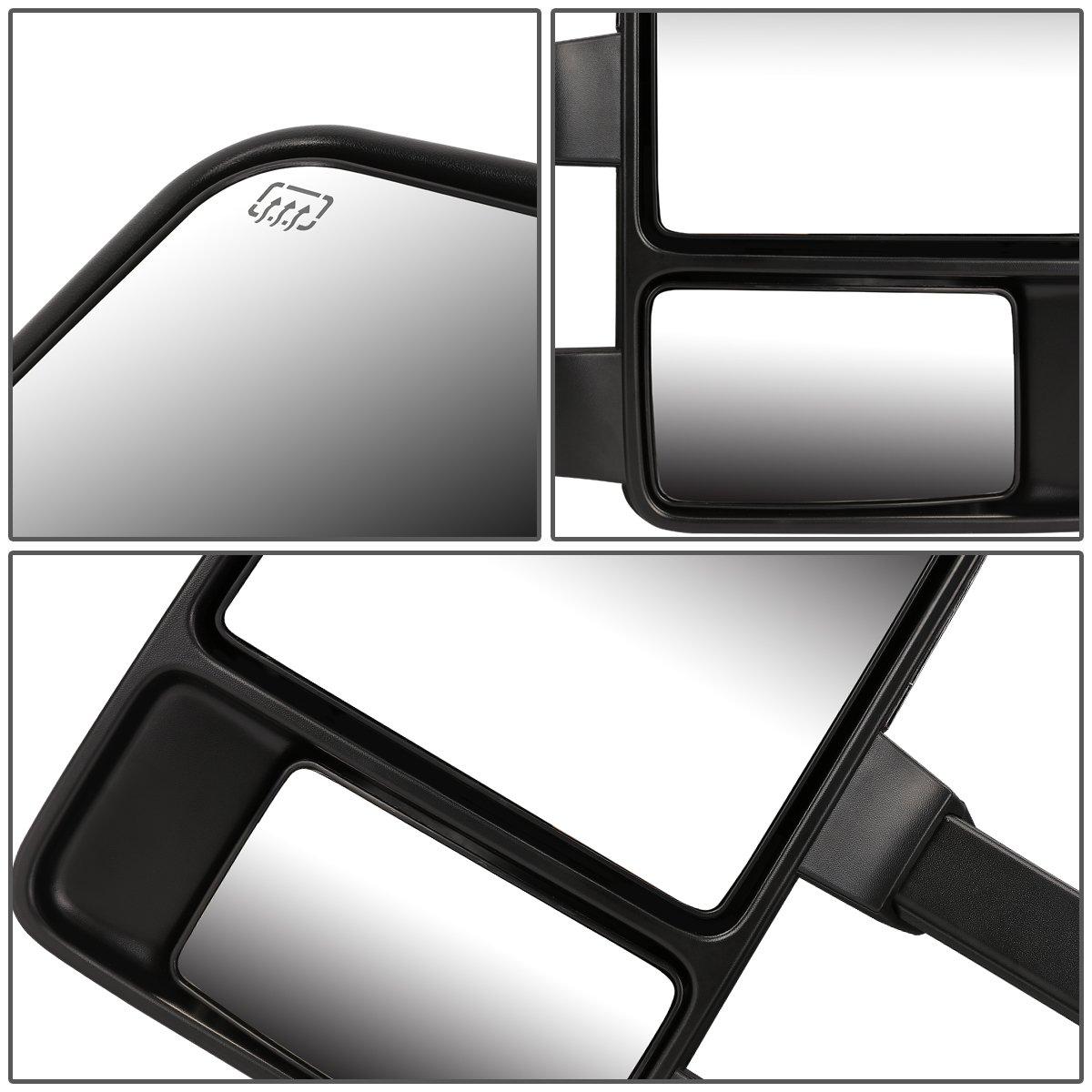GGBAILEY D3296A-F1A-BK-LP Custom Fit Car Mats for 2003 Isuzu Ascender Black Loop Driver /& Passenger Floor