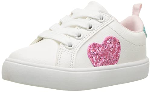 535ed4a4747 carter s Emilia Girl s Glitter Sneaker  Buy Online at Low Prices in ...