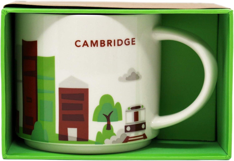 You Are Here NEW in original Box with SKU! Starbucks Coffee Mug//Becher ANDORRA