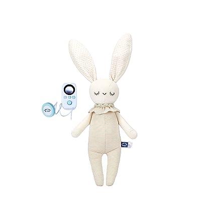 Lubby Dubby Dolls - TOKKI - GREENBROWN Stripe: Toys & Games