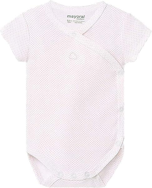 Mayoral, Body para bebé niña - 1768, Rosa: Amazon.es: Ropa y accesorios