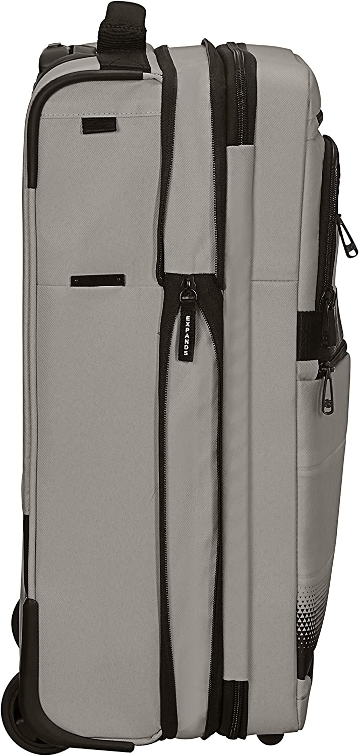 - 115518//2440 Grey Samsonite Cityvibe Mobile Office Suitcase 55 cm Ash Grey