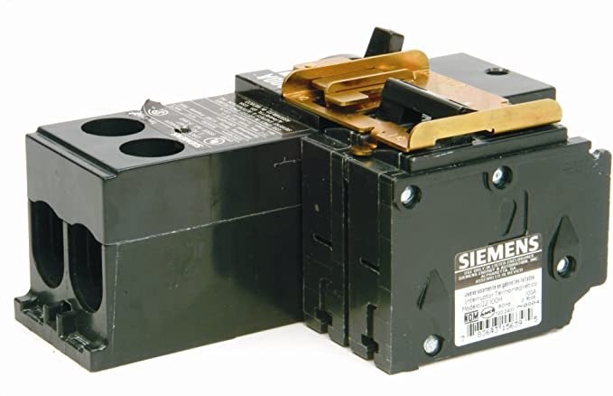 Siemens ECSBPK08 Standby Power Mechanical Interlock for use on and Murray Meter Combinations