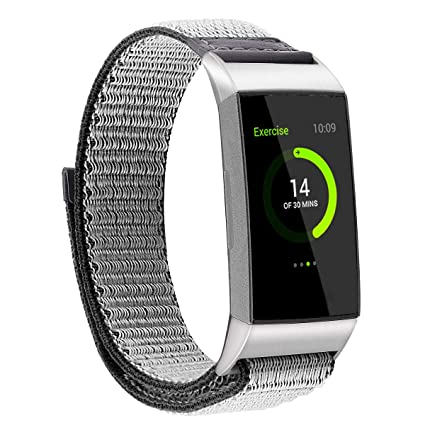 Amazon com : Compatible Fitbit Charge 3/ Charge 3 SE Bands