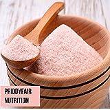 Fine Pink Himalayan Salt, 100 Percent, Pure, Premium Quality 1 Kilogram
