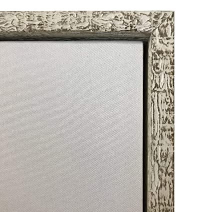 Amazon.com - Rustic White Floater Frame for 1.5\