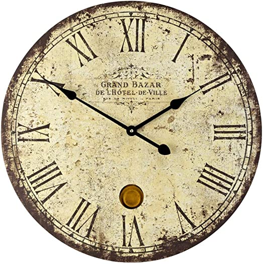 Imax 2511 Large Wall Clock