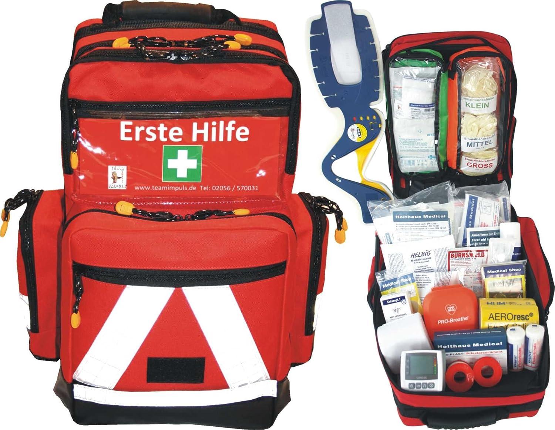 Erste Hilfe Notfallrucksack Test 2015