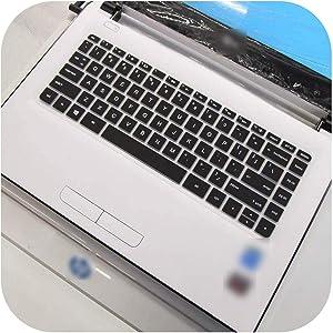 for Hp Spectre X360-4113Tu 4114 Pro X360 G2 M4Z17Pa 2016 13 Inch Laptop Keyboard Silicone Keyboard Skin Cover-Black-