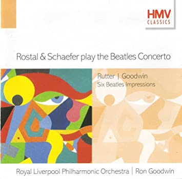 The Beatles Concerto: RON GOODWIN, ROYAL LIVERPOOL ...