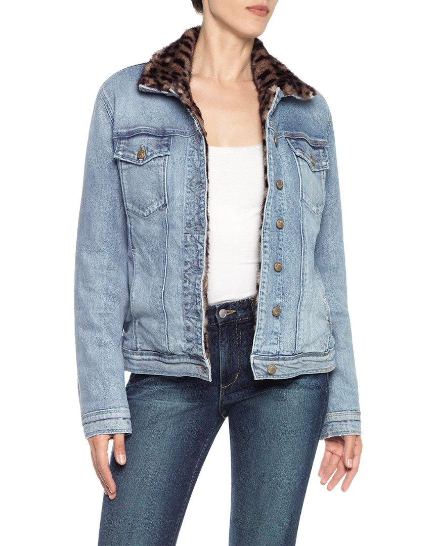 Joe's Jeans Womens Kamryn Boyfriend Jacket, S