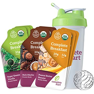 powerful Complete Start - Plant Based Meal Replacement