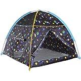 """Pacific Play Tents Kids Galaxy Dome Tent w/Glow in the Dark Stars - 48"""" x 48"""" x 42"""""""