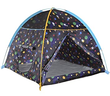 Pacific Play Tents Kids Galaxy Dome Tent w/Glow in the Dark Stars - 48u0026quot  sc 1 st  Amazon.com & Amazon.com: Pacific Play Tents Kids Galaxy Dome Tent w/Glow in the ...