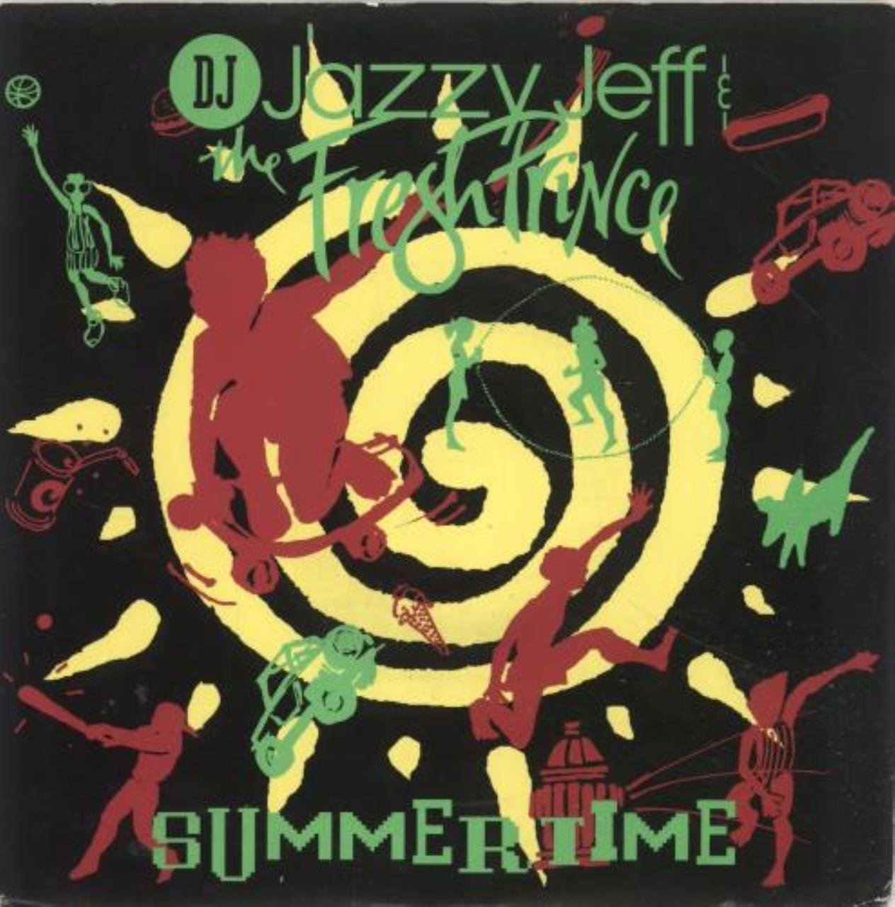 Jazzy Jeff The Fresh Limited price sale New York Mall Prince Nothing Trouble Aint Girls But
