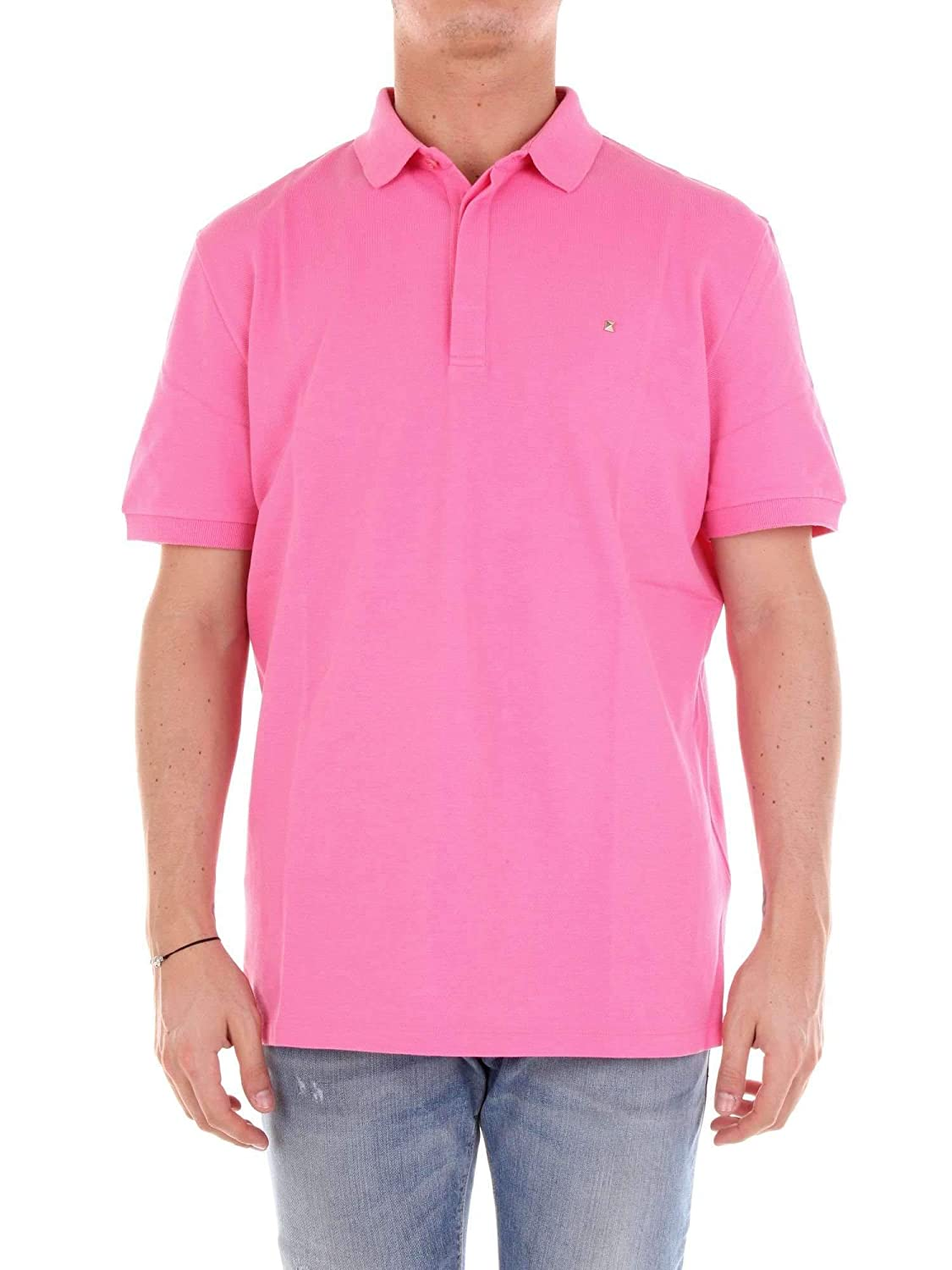 Valentino Luxury Fashion Hombre PV3MH00V3MNPINK Rosa Polo ...