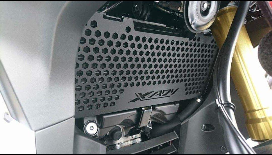 X-ADV Accessoires Moto en Grille de Protection Grille de Radiateur Radiator Guard pour XADV X-ADV X ADV 750 2017 2018