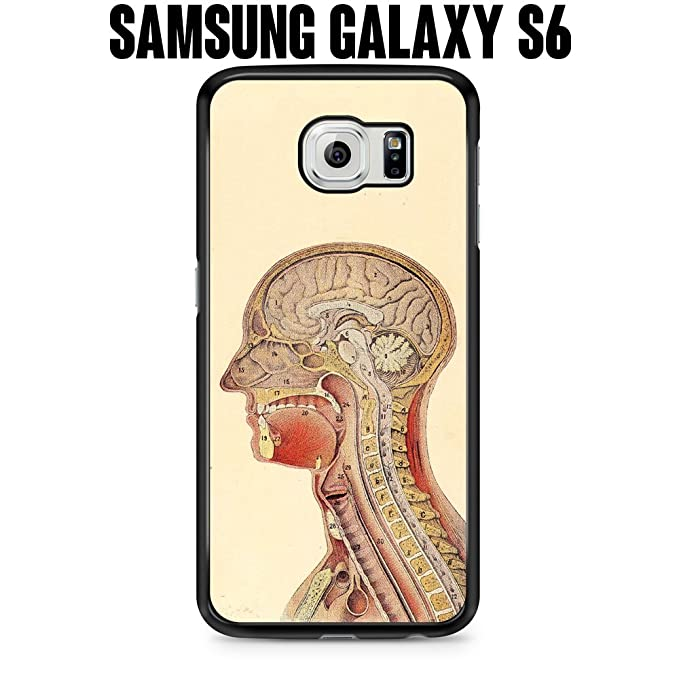 Amazon Phone Case Human Anatomy Cross Section For Samsung