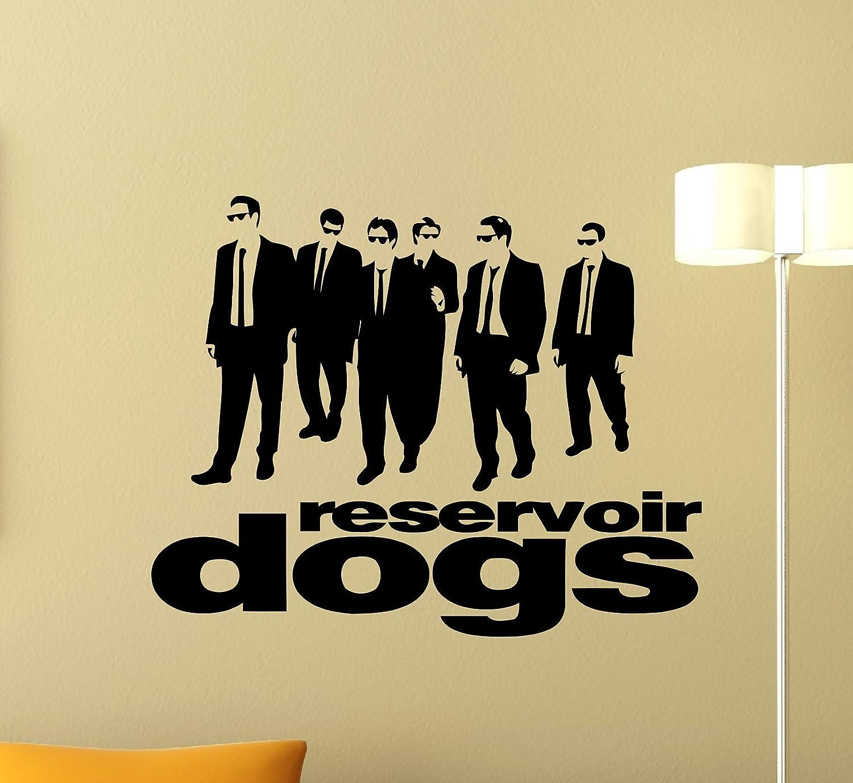 Amazon.com: Reservoir Dogs Wall Decal Quentin Tarantino Movie Vinyl ...
