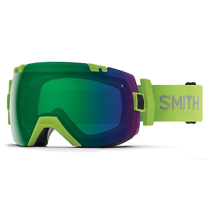 Gafas de esquí con cristales verdes antireflectantes Smith