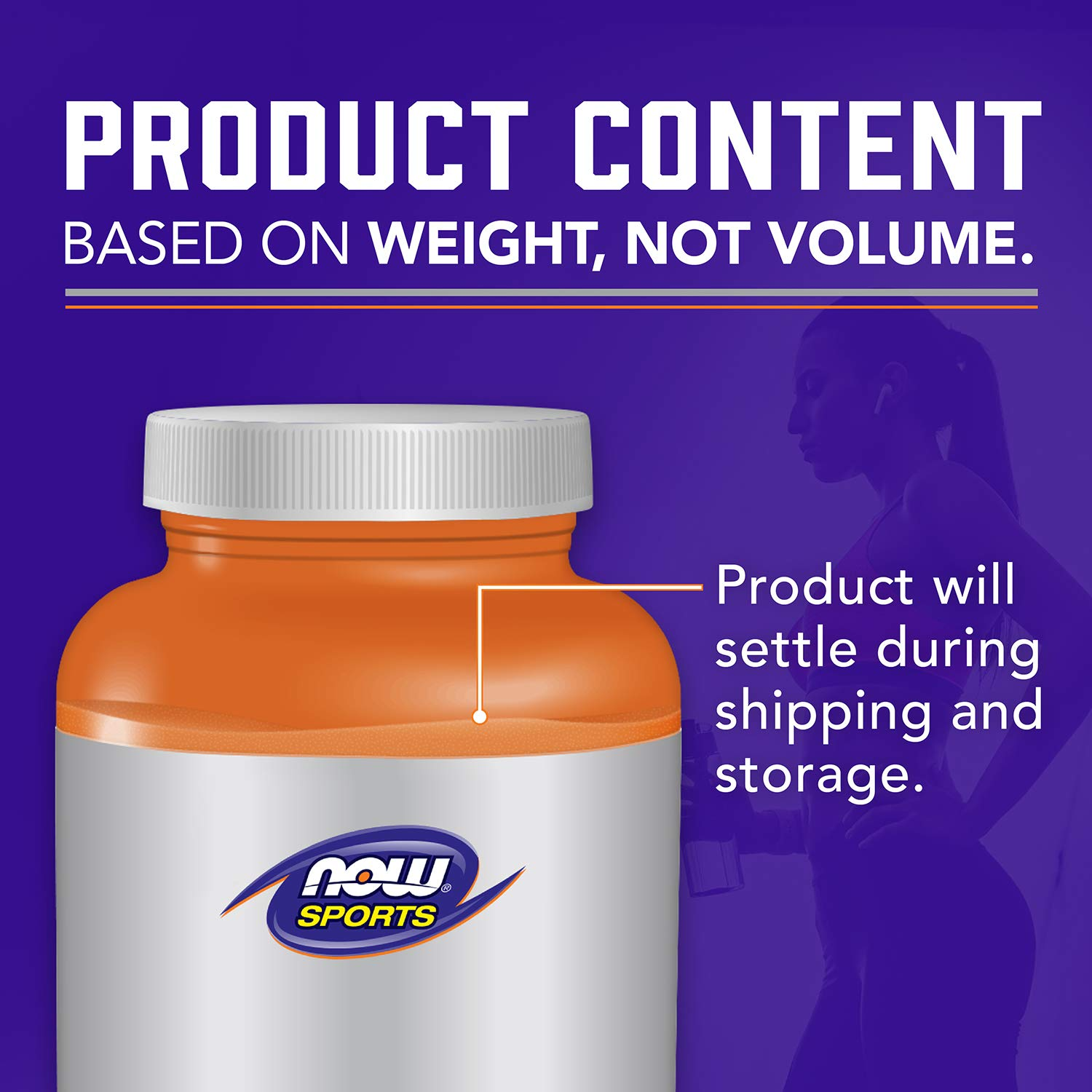 NOW Sports Nutrition, Soy Protein Isolate Powder, Unflavored, 2-Pound by Now Sports (Image #8)