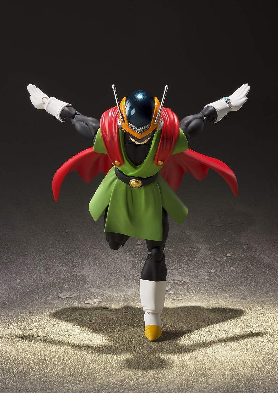 Nuova Great Saiyaman Dragon Ball Z Bandai SH Figuarts 18cm