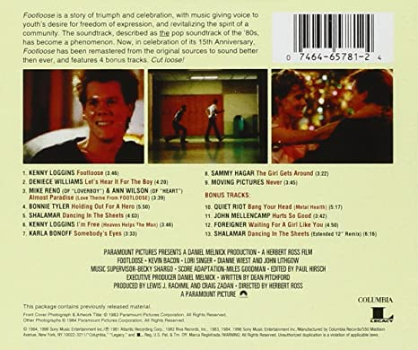 Footloose : Original Soundtrack: Amazon.es: Música
