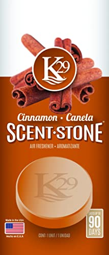 Sterling Teal (K16004-4) K29 'Cinnamon' Stone Air Freshene