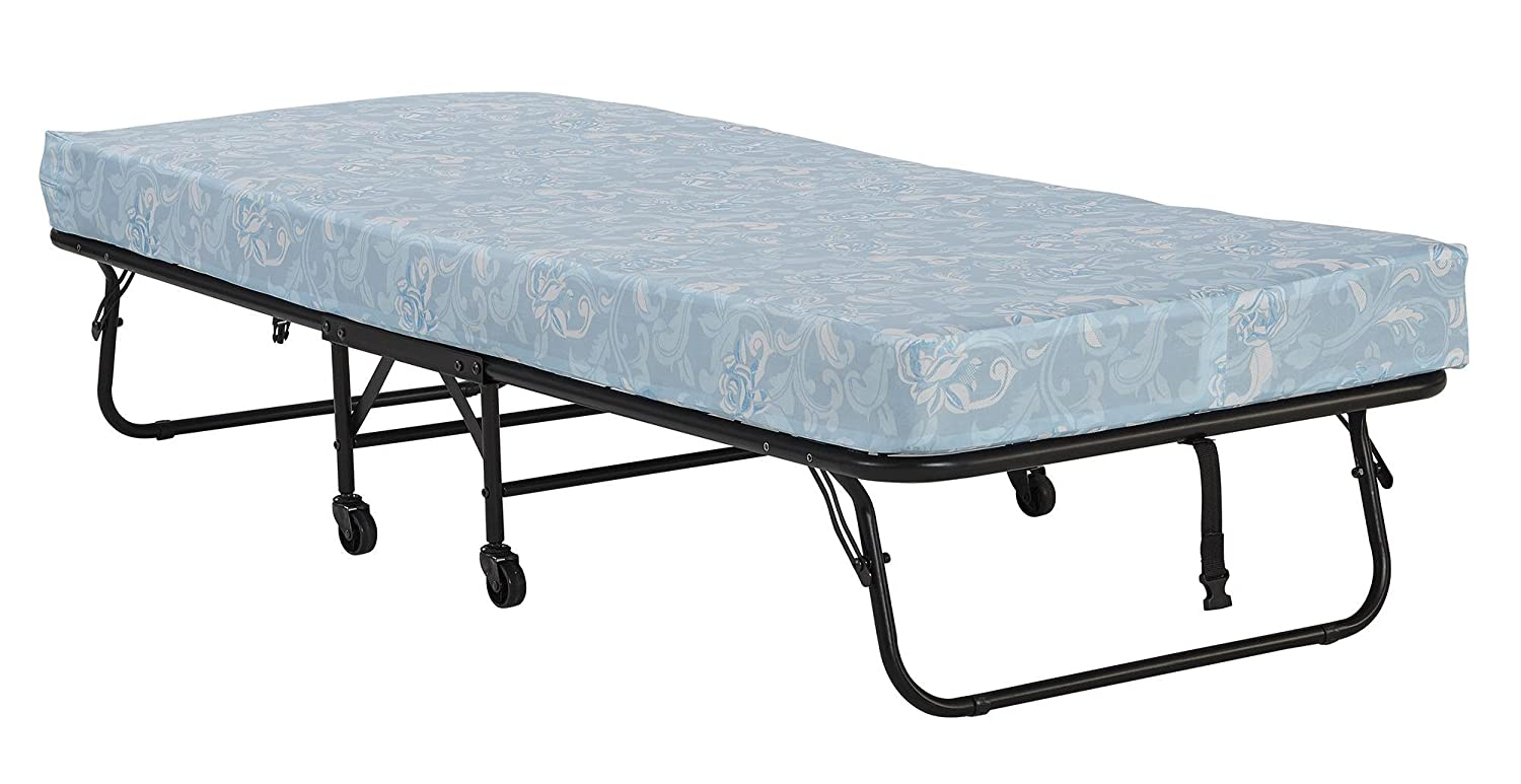 dhp free foam home memory overstock signature with today guest shipping product folding garden sleep bed mattress luxury