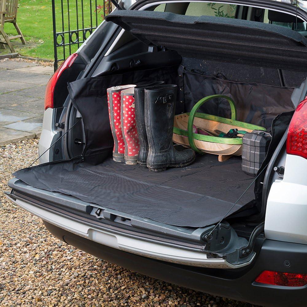 Autocompanion Kfz Kofferraumschutz Universalmodell Ideal Beim Transport Von Hunden Und Haustieren Auto