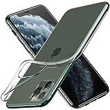 Amfilwac iPhone 11 Pro Max ケース 6.5インチ 超薄型 全透明 TPU クリア シリコンカバー 全面保護 耐衝撃 指紋防止 黄変防止 ワイヤレス充電対応