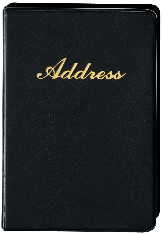 100 Page Desktop Address Book